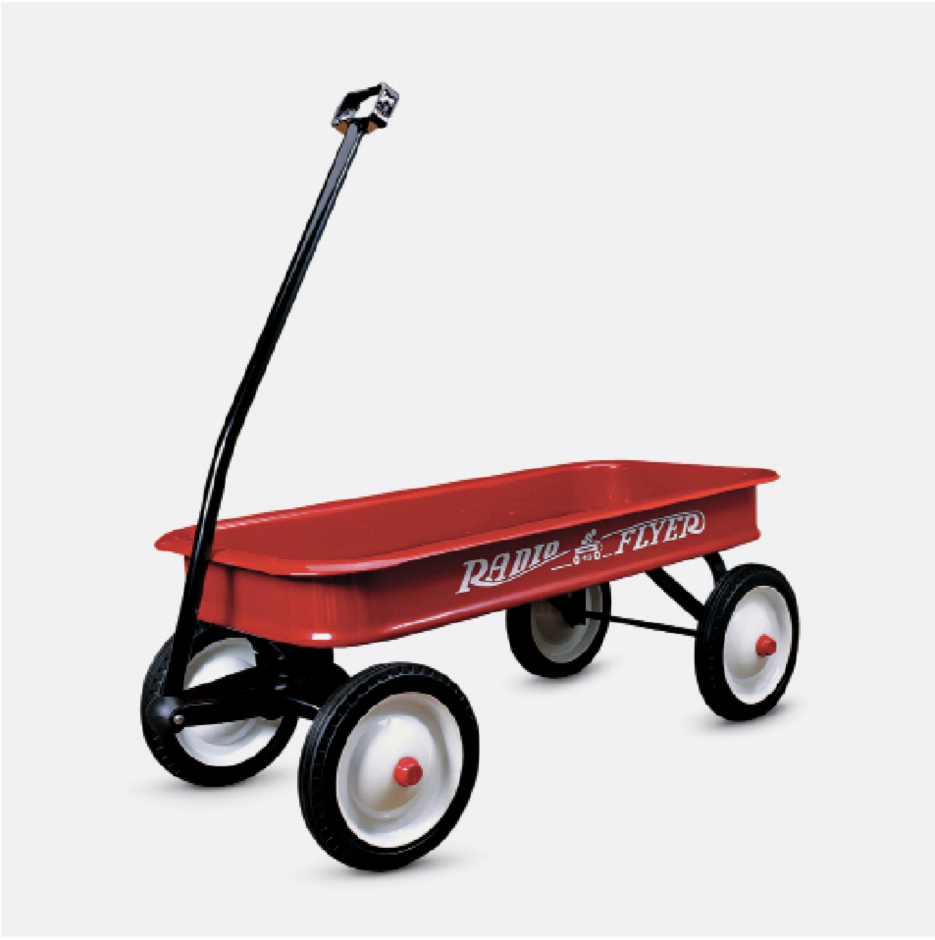 Classic Red Wagon, 1940, by Radio Flyer, created by Antonio Pasin, as featured in Design for Children