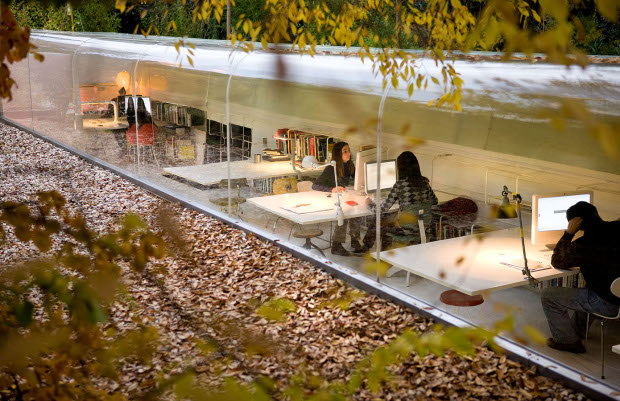 The 2015 Serpentine Pavilion architects in 3 works