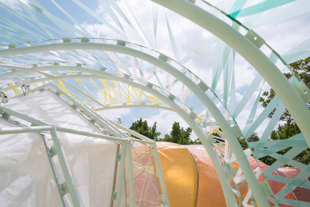 A first look at the 2015 Serpentine Pavilion