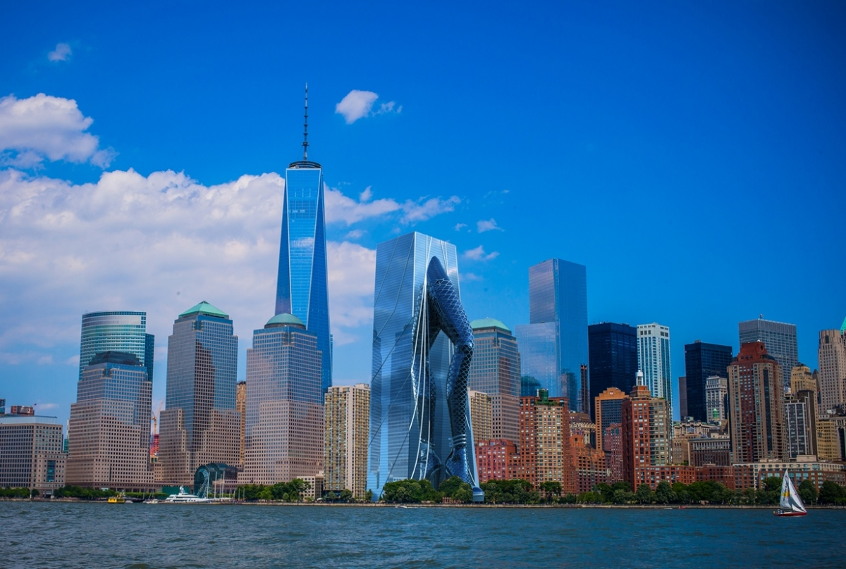 Nyc Modern Architecture Tour