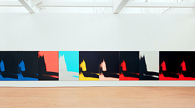 Shadows (1978-79) by Andy Warhol