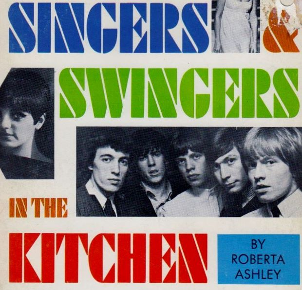 Singers and Swingers in the Kitchen, as featured in The Cookbook Book