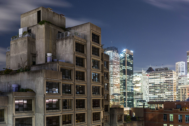 The Sirius apartment building in Sydney. Photograph by Craig Hayman, courtesy of craighayman.com