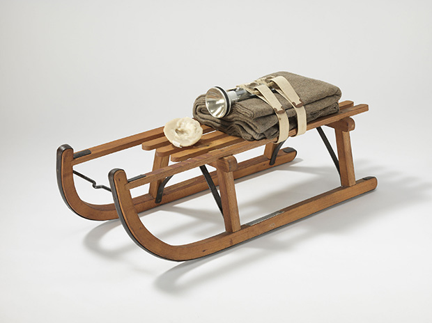 Sled (1969) by Joseph Beuys from our Focus book