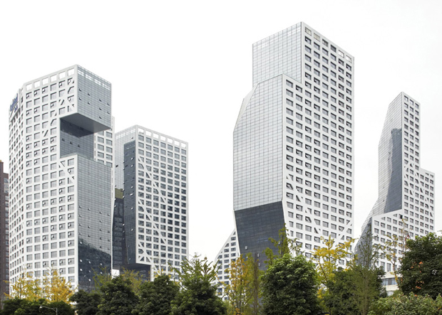 Steven Holl Lets The Light In In China Architecture