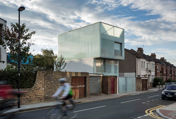 Slip House - Carl Turner Architects