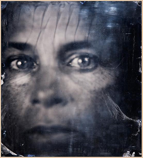 Untitled (Self Portrait) (2006-12) by Sally Mann