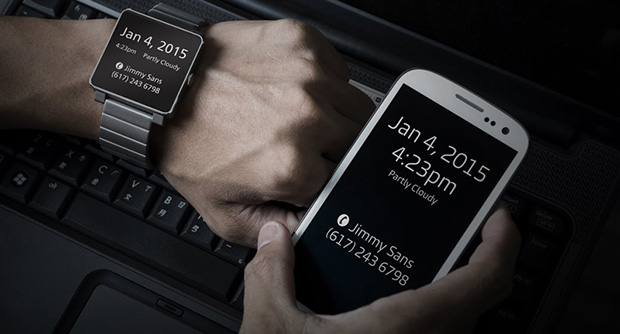 Monotype Spark also works well on small screens packed with information