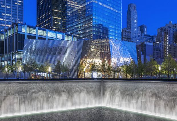 NYC's 9/11 Memorial Pavilion is complete