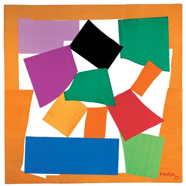 The Snails (1953) by Henri Matisse