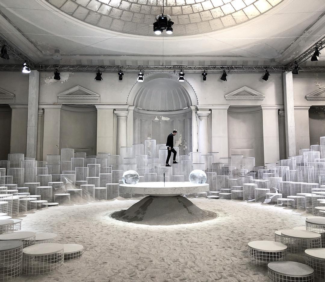 Altered State by Snarkitecture. Image courtesy of Snarkitecture's Instagram