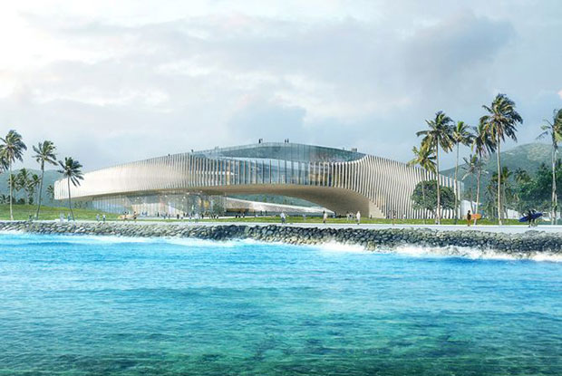 Barack Obama Presidential Library, Hawaii - Snøhetta and WCIT Architecture