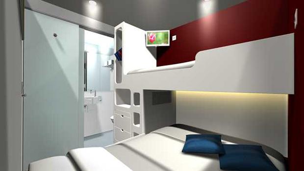 The Microhotel Housing Olympic Staff Design Agenda