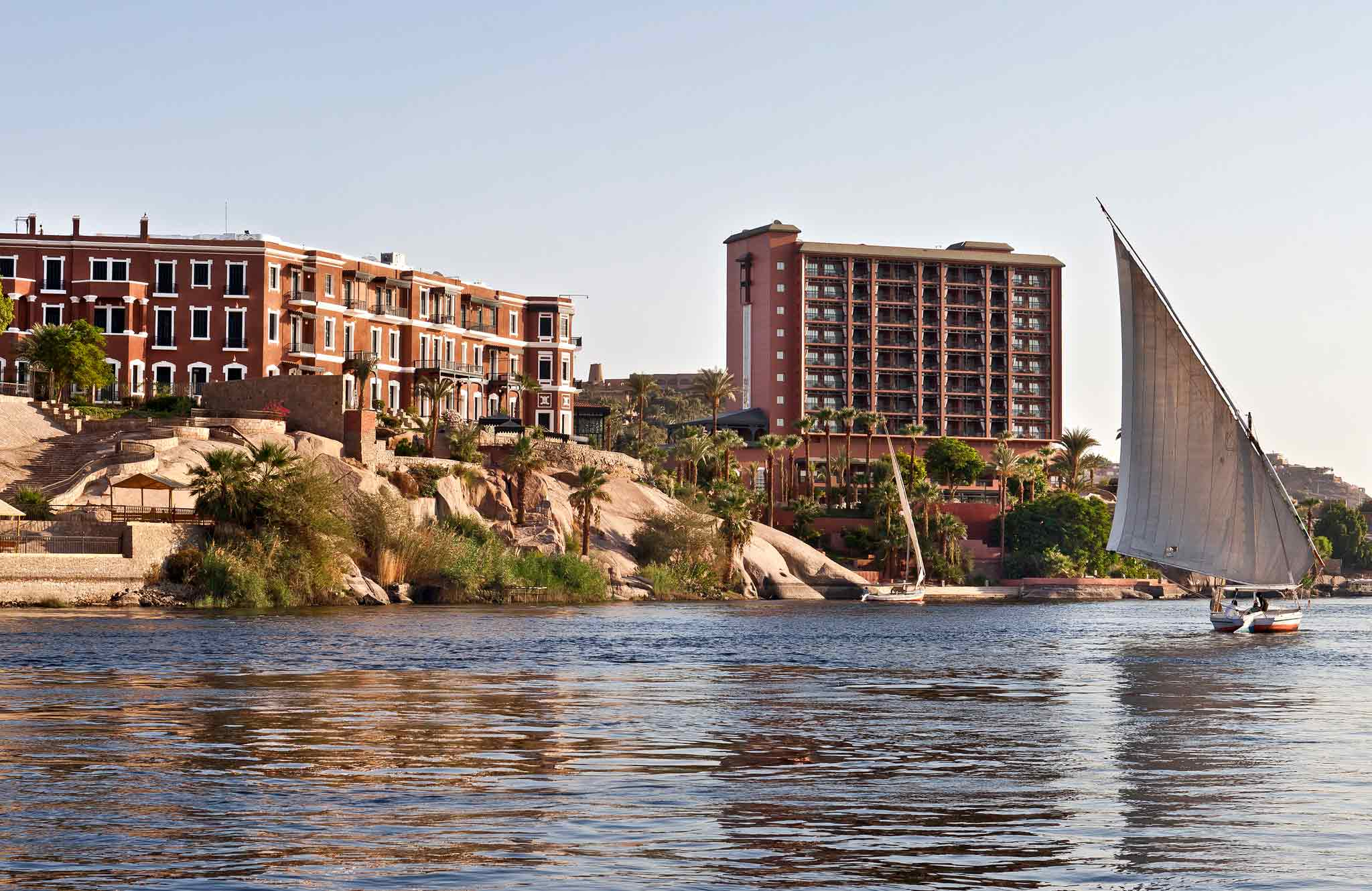 Sofitel Legend Old Cataract, Aswan, Egypt