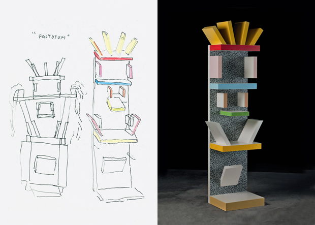 How Sottsass Went From Page To Product Design Agenda Phaidon