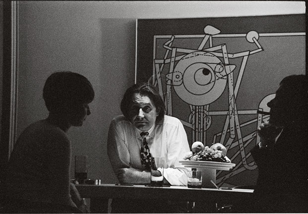Ettore Sottsass, Milan, 1967 - from Ettore Sottsass and The Poetry of Things