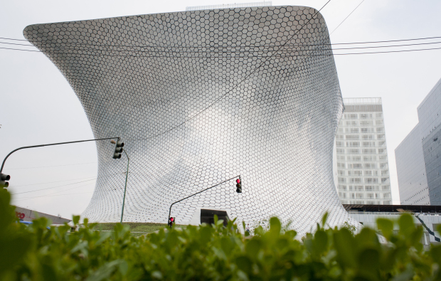 Soumaya Museum - Free architects
