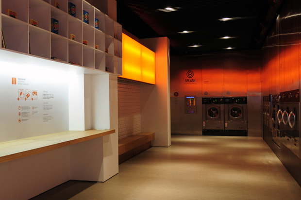 The Laundromat That Thinks It S A Nightclub Design Agenda Phaidon