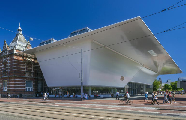 The Stedelijk's new wing