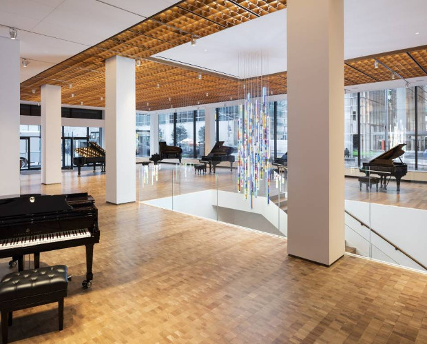 Steinway Hall by Selldorf Architects