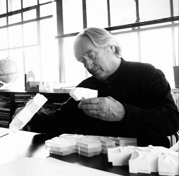 Steven Holl on the art happenings of 70s New York