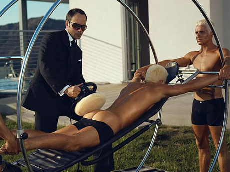 From Steven Klein's Valley of the Dolls