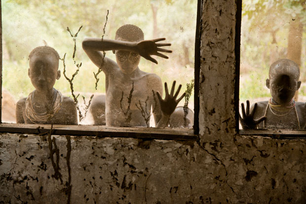 Children of the OMO - Steve McCurry Copyright:  Steve McCurry