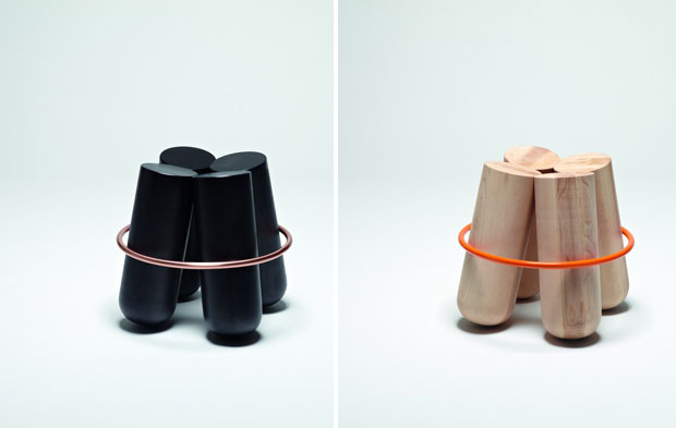 Note Design Studio, Bolt stool