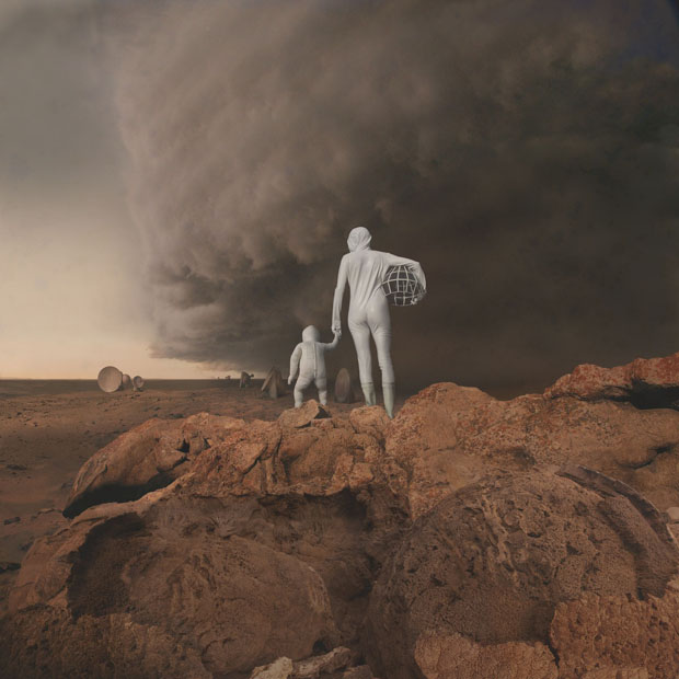 From Mars: Adrift on the Hourglass Sea by Richard Selesnik and Nicholas Kahn