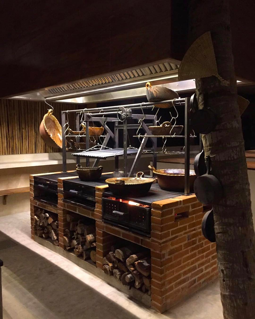 Wood Stove Griddle ~ How to get a seat at noma mexico food agenda phaidon
