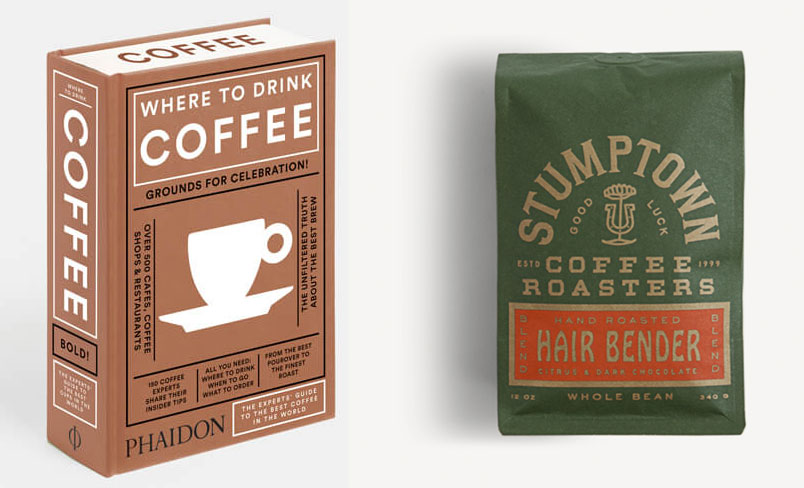Where to Drink Coffee, and Stumptown's famous Hair Bender blend