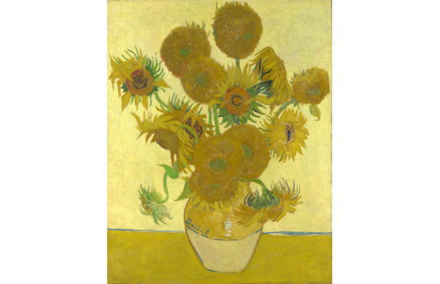 sunflowers by vincent essay Art analysis - vincent van gogh painting analysis  from http://www vangoghgallerycom/catalog/painting/587/still-life:-vase-with-fifteen-sunflowers html.