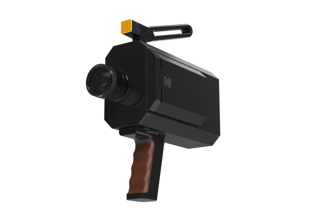 Yves Béhar reworks the Super 8 camera for Kodak