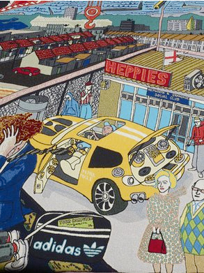 Grayson Perry's The Vanity of Small Differences