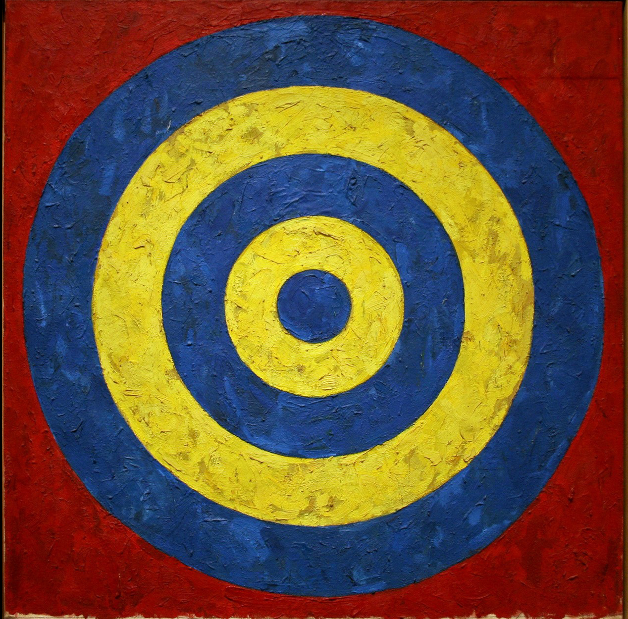 What Was The Target In Jasper Johns Paintings Art Agenda Phaidon