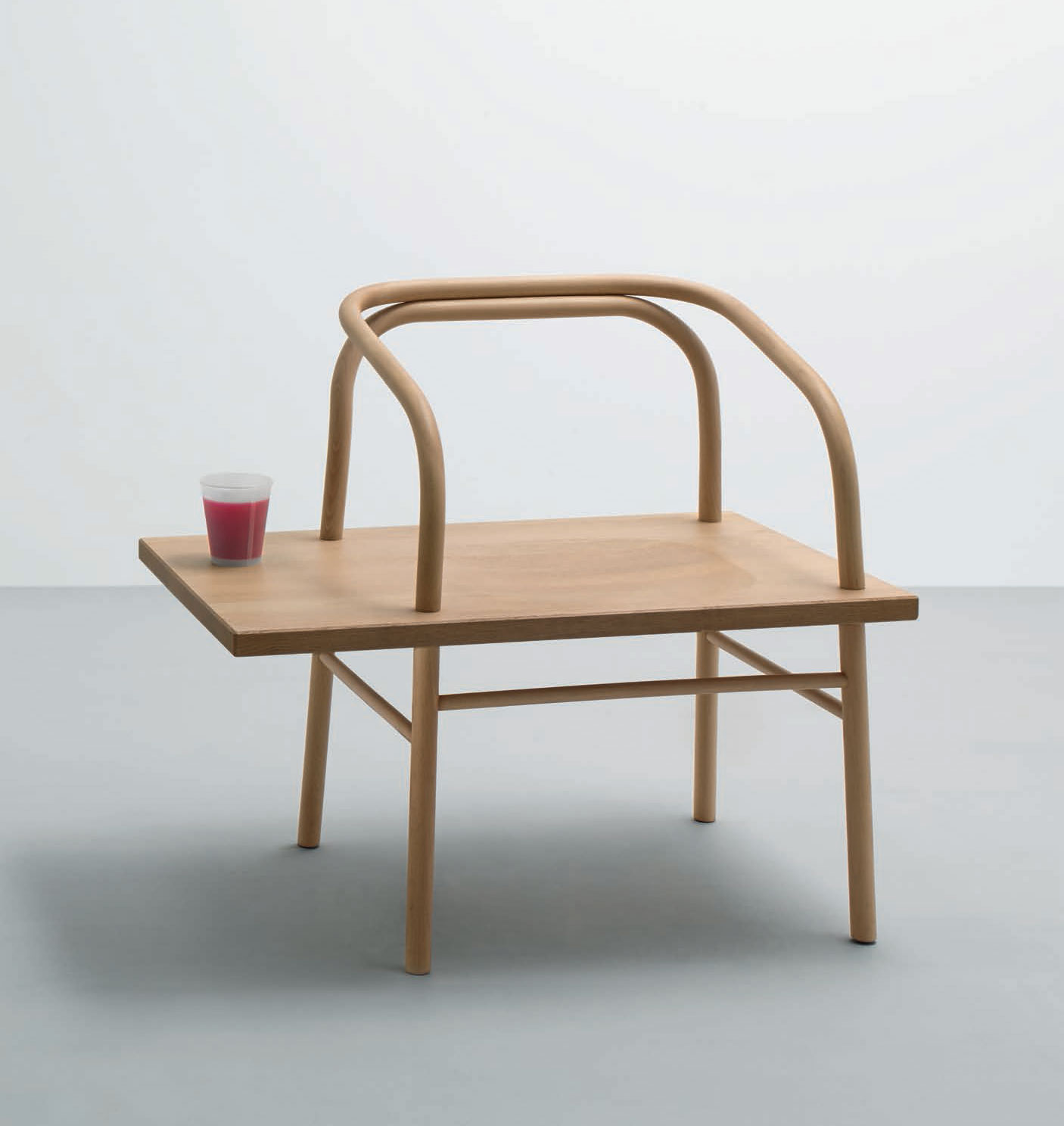 Table, Bench, Chair 2008, by Industrial Facility for Established & Sons
