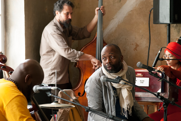 Theaster Gates & The Black Monks of Mississippi