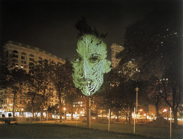 The Influence Machine - Tony Oursler