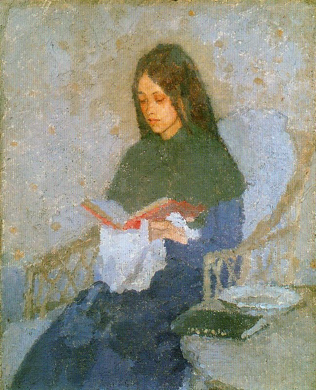 The Precious Book (c.1910—26) by Gwen John