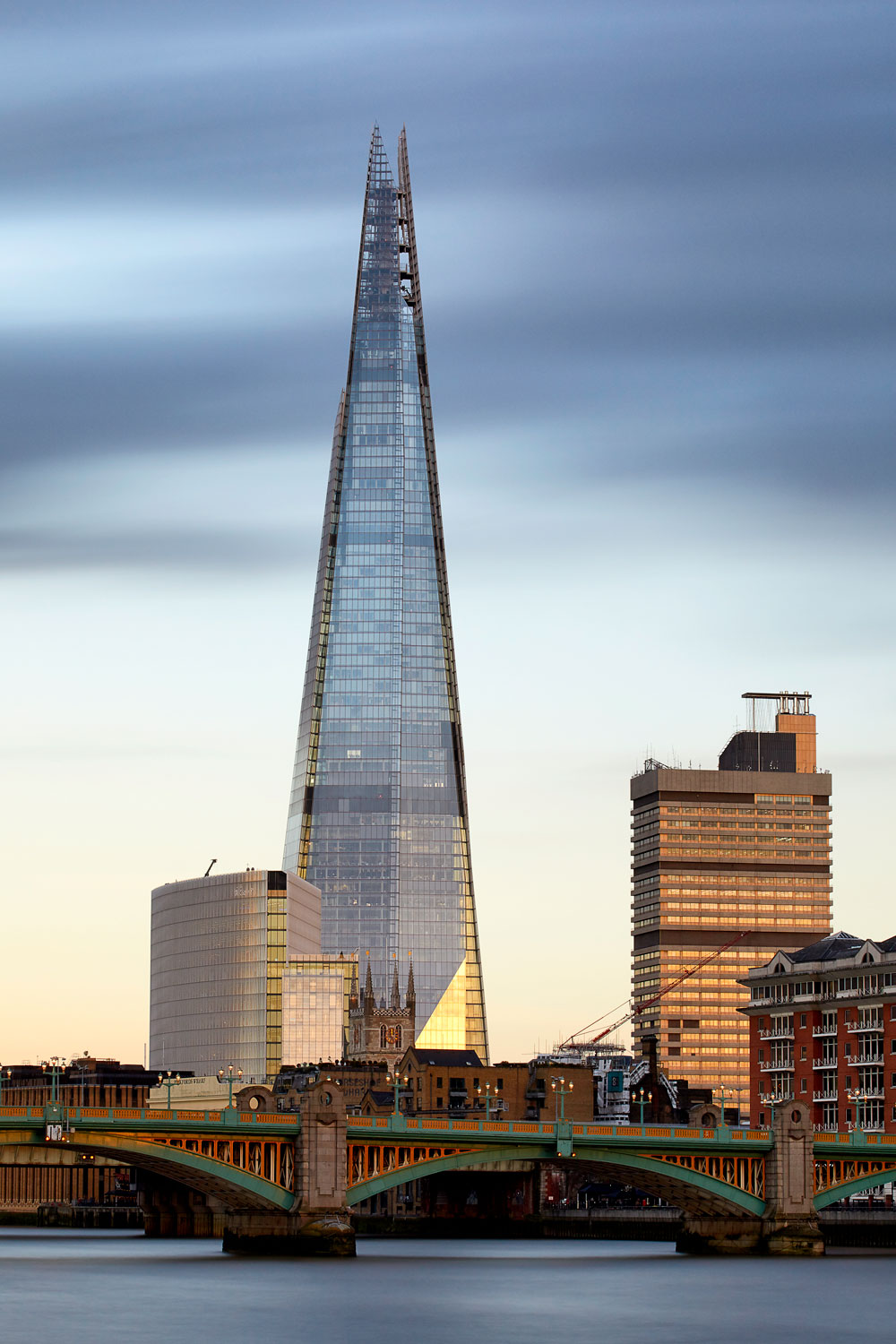 The Shard photographed in March 2017 by Marc Cluet