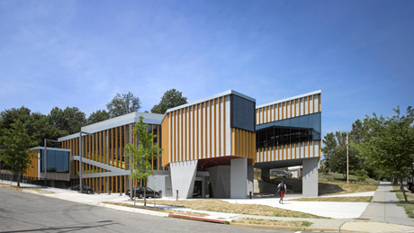William O Lockridge -Bellevue Library - Adjaye Associates