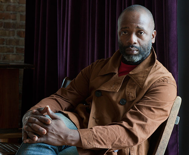 Theaster Gates - Photo by Sara Pooley