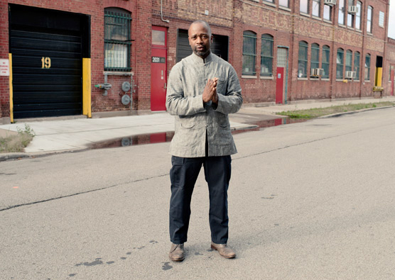 Theaster Gates' Black Monks hit the road