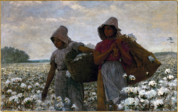 Th Cotton Pickers (1876) - Winslow Homer