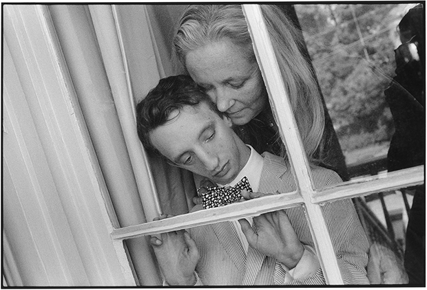 Thom and Mary Schulingkamp by Mary Ellen Mark, for CNN