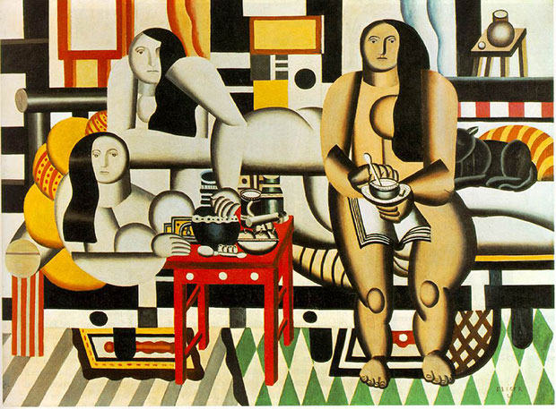 Fernand Léger's Body of Art - 'A return to order'