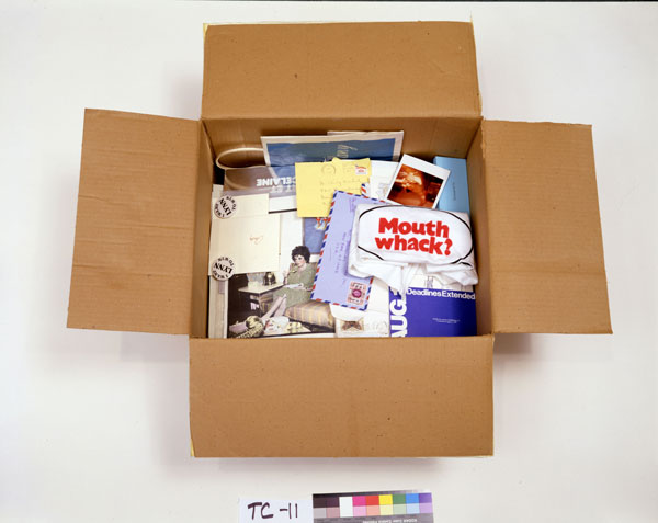 One of Warhol's Time Capsules