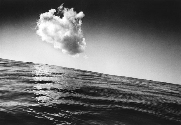 Untitled (Hateruma-jima, Okinawa) from the series The Pencil of the Sun (1971) by Shomei Tomatsu