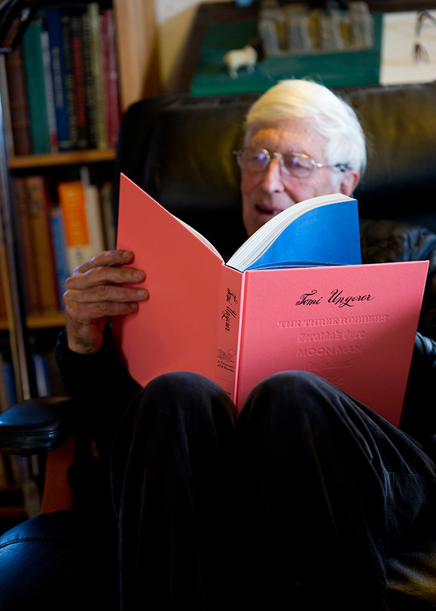 Meet Tomi Ungerer (and his lost classics)