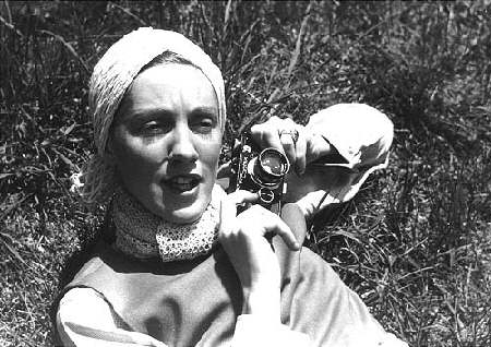 Meet Toni Frissell - the woman who made sport fashionable